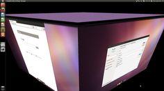 Linux desktop effects