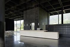 Bregenzerwald House of Craftsmanship, Peter Zumthor. Andelsbuch, Austria, 2013.