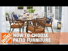 Seats 4 People - Seats 5 People - Fire Pit Patio Sets - Outdoor Lounge Furniture - The Home Depot Pallet Furniture Easy, Outdoor Lounge Furniture, Patio Furniture Sets, Outdoor Fire, Outdoor Living, Fire Pit Patio Set, Bistro Set, Patio Dining, Small Patio