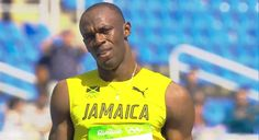 Team Jamaica Olympics » VIDEO: Usain Bolt and Yohan Blake 200M Heats