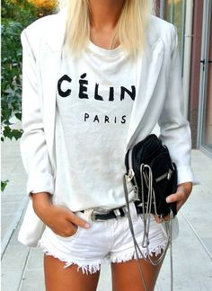 Celine from the Blog - Wit - I Want That Musthave