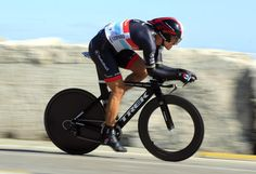 Cancellara TT...He is a machine and the best time trial cyclist there is.