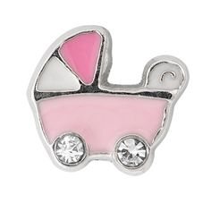 PIPPA&JEAN dreamees - BABY CARRIAGE (pink)