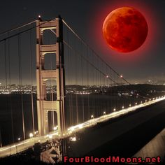 When the time comes, will you be ready? Go to http://www.FourBloodMoons.net and learn more!