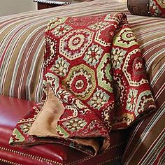 King Ranch SUZANNI THROW