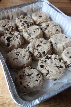 jumbo chocolate chip cookies jumbo chocolate chip cookies from freezer ...