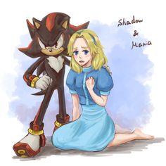Shadow & Maria