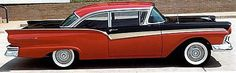 1950s Cars - Ford - Photo Gallery