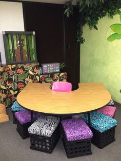 jungle theme classroom - Bing Images