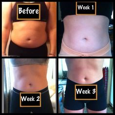 Insanity results in 3 weeks.