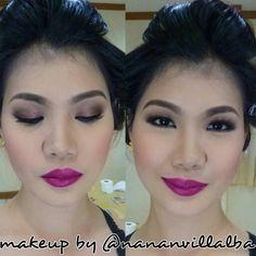 Client I Mutya ng Banisilan #2 Makeup I @nananvillalba Hair I @geordelf Special Thanks To I @charlievillalba   #mutyangbanisilan2015 #beautypageant #makeup #makeupartist #makeupartistmanila #makeupartistphilippines #muaph #makeupgeek #maccosmeticsph #kryolanph #lagirlph #vov #suesh #beauty #pageantmakeup #makeupbynananvillalba #nananvillalba #hourglassph #bysphilippines #makeupartistmakati