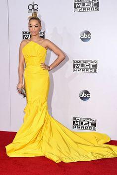 Los tacones de Karppi: AMERICAN MUSIC AWARDS 2014 Rita Ora