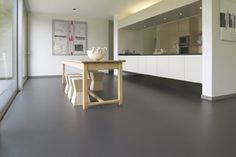 Colours with a human touch - Gevloerd in kleur: Marmoleum® piano by Inge Van Gheel | c3a