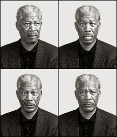 Morgan Freeman photography