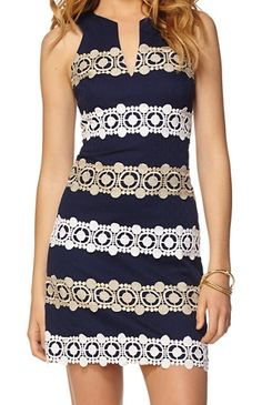 Lilly Pulitzer Augusta Shift Dress (I feel like I should get this because it's named after my city!)