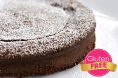 Gluten-free goodie of the week: Chipotle flourless chocolate cake