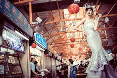 Shanghai Tang on Behance