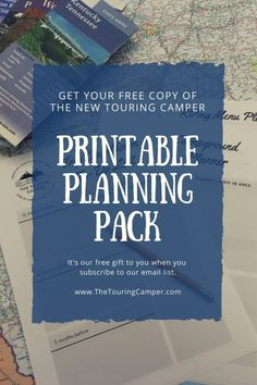 Get organized for your next camping trip with this free printable planning pack. Camping With Kids, Family Camping, Go Camping, Travel With Kids, Camping Hacks, Outdoor Camping, Camping Ideas, Camping Crafts, Travel Hack