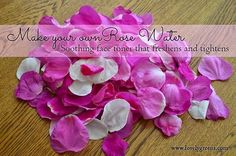 This post may contain affiliate links for your convenience. Thank you for supporting Lovely Greens Make your own Wild Rose Skin Toner Rose Water has been used for generations as a natural astringent, helping to tighten the skin and reduce redness and inflammation. It's also very gentle and can be used on most skin types …