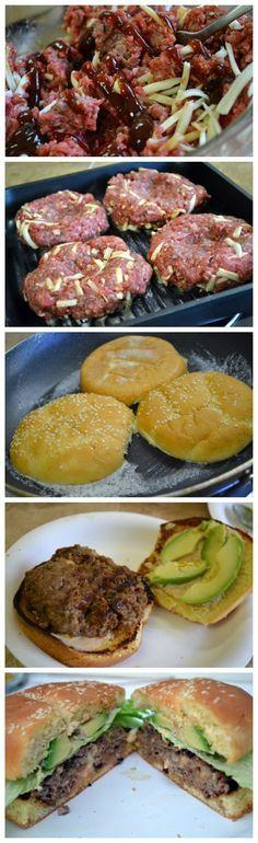 Best Burger Recipe Ever with Secret Sauce - kiss recipe