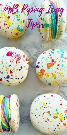 Cake Decorating Designs, Cake Decorating Videos, Cake Decorating Techniques, Cookie Decorating, Decorating Tools, Cute Desserts, Delicious Desserts, Fun Baking Recipes, Dessert Recipes