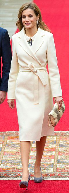 Princess Madeleine, the Duchess of Cambridge and Queen Letizia: Gallery of the week's best royal style - Foto 4