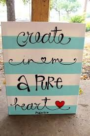Pure heart painting from colors on canvas tape art, canvas crafts, diy canv Do It Yourself Baby, Diy And Crafts, Arts And Crafts, Little Presents, Diy Canvas, Canvas Ideas, Canvas Crafts, Create Canvas, Wall Canvas