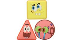 d923988443aa84 They ll light up every time they put their shoes on with SpongeBob™ Jibbitz