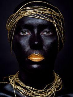 Fantasy Theatrical Makeup