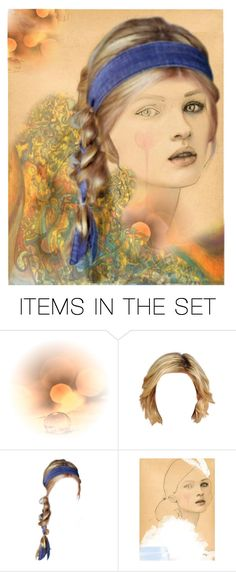 """Eyes of Innocence"" by faith-faithless ❤ liked on Polyvore featuring art"