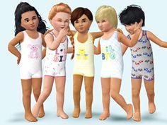 Sims 3 Clothing - 'toddler'