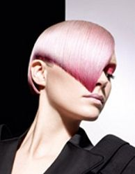 Vidal Sassoon Assymetrical Haircut