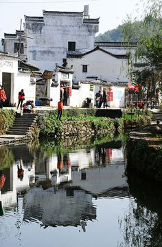 Heritage Village - Wuyuan, Jiangxi, China