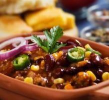 Recette - Chili con carne de chef - Notée 4.2/5 par les internautes
