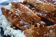 Asian food is simply delicious! If you love Asian cuisine then you would surely know about Chicken Teriyaki. Teriyaki chicken is a famous Asian dish which comes I Love Food, Good Food, Yummy Food, Teriyaki Chicken And Rice, Asian Chicken, Tyson Chicken, Sesame Chicken, Japanese Chicken, Hawaiian Chicken