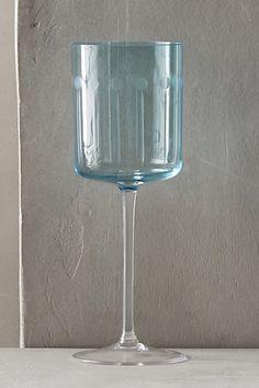 Della White Wine glass