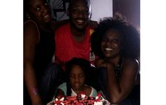 See how Tuface and Annie Idibia celebrated their daughter's 3rd birthday