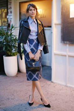 Alexa Chung (November 2012 - July 2014) - Page 20 - the Fashion Spot