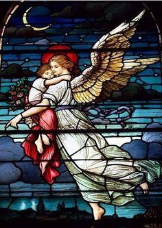 Angel de la Guarda o Angel Custodio