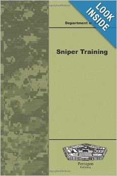 Sniper Training by Department Defense