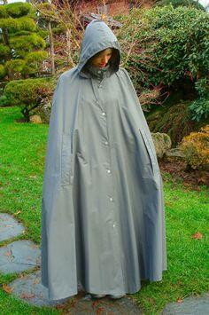 Girls Wear, Women Wear, Rain Cape, Rubber Raincoats, Pvc Vinyl, Cape Coat, Rain Wear, Girls In Love, Capes