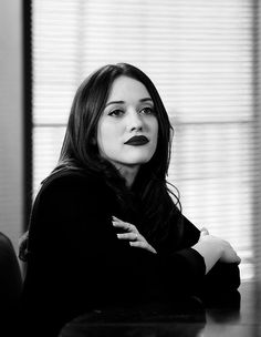 """""""I don't take crap from anyone, so that makes people think I'm rebellious. I'm just not a pushover. Kat Dennings, Two Broke Girl, Nia Long, Yvonne Strahovski, Max Black, Long Black, Marvel Women, Marvel Actors, Leighton Meester"""