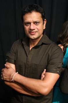 Naeem Khan...(born May 21, 1958 Mumbai, India) is an Indian-American fashion designer