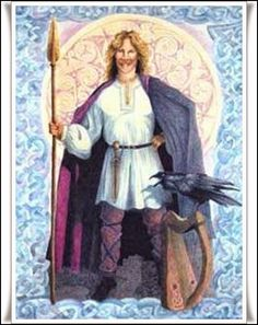 Las Revelaciones del Tarot: Lug -  Mitologia Celta - Dios de Las Artes y La Me...