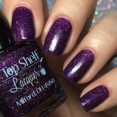 Top Shelf Lacquer: Dracula's Kiss