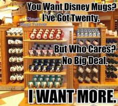 Duhhhh!!! One can never have too many disney mugs! Right @carmen_needham1