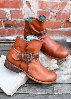 Corral Slouch Harness Boot