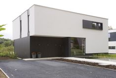 Woning C-M [Rotselaar] | Concrete House
