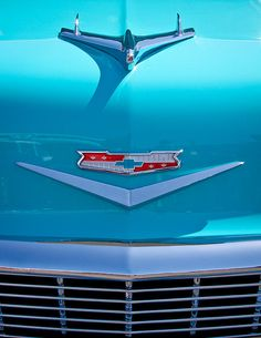 1956 Chevy Bel Air by David Patterson 1956 Chevy Bel Air, Chevrolet Bel Air, 1955 Chevy, Chevrolet Corvette, My Dream Car, Dream Cars, Vintage Cars, Antique Cars, Old American Cars