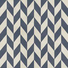 Removable Wallpaper - Sailor Chevron  20%  Pin20